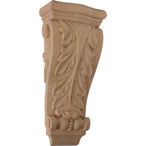 "Farmingdale Pilaster Wood Corbel, 13-1/2"" (COR06X03X13FR)"