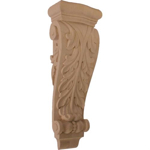 "Farmingdale Pilaster Wood Corbel, 20"" (COR07X03X20FR)"