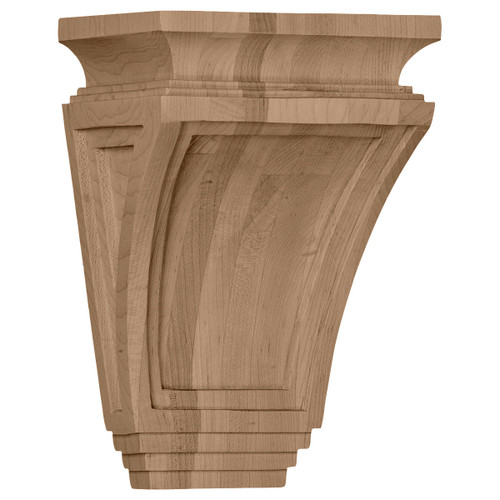 "Arts and Crafts Corbel, 6"" X 4"" X 9"" (COR06X04X09AR)"