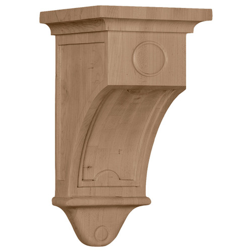 "Arts and Crafts Corbel, 7 1/2"" X 7 1/2"" X 14"" (COR07X07X14AR)"