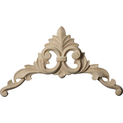 Caputo Corner Onlay Applique, Medium (ONL08X08X01CA)