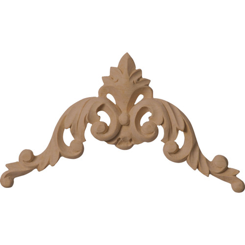 Raymond Corner Onlay Applique, Small (ONL04X04X01RA)