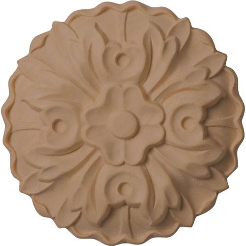 """Kent Floral Rosette, 2-3/4"""" Wide (ROS02X02KE)"""