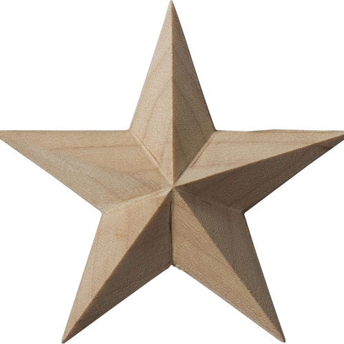 "Galveston Star, 2-3/4"" Wide (ROS02X02GL)"