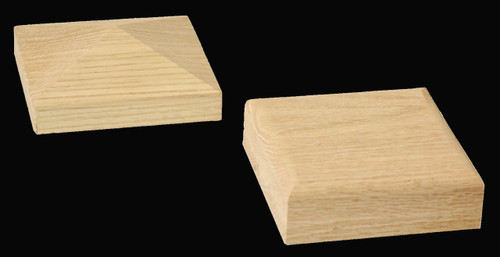 C-4091-F Box Newel Cap Options