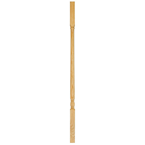 """A-5141 34"""" Square Top Colonial Baluster 2"""