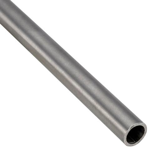"""SSTR12304-20 1/2"""" X 18', Grade 304, 180 Grit, #4 Finish Stainless Steel Tubing"""