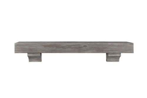 "The Shenandoah Shelf, 48"" Cottage Gray"