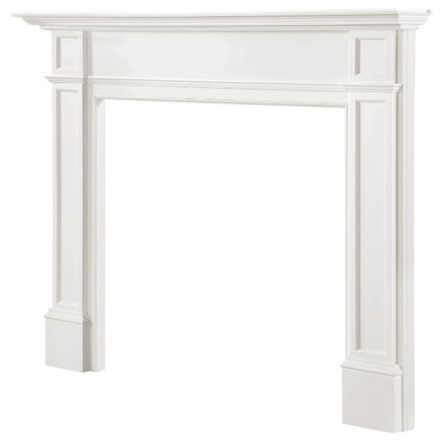 The Marshall Fireplace Mantel Surround, 56 Angle View
