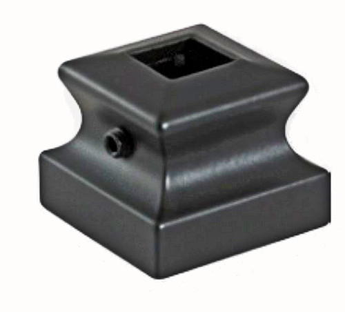 """FI3101-1-1/4 Base Shoe for 1/2"""" Balusters"""