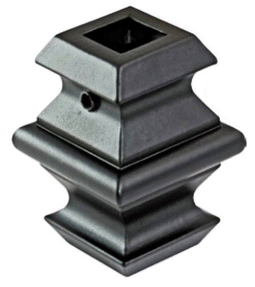 """FI310 Iron Knuckle for 1/2"""" Balusters"""