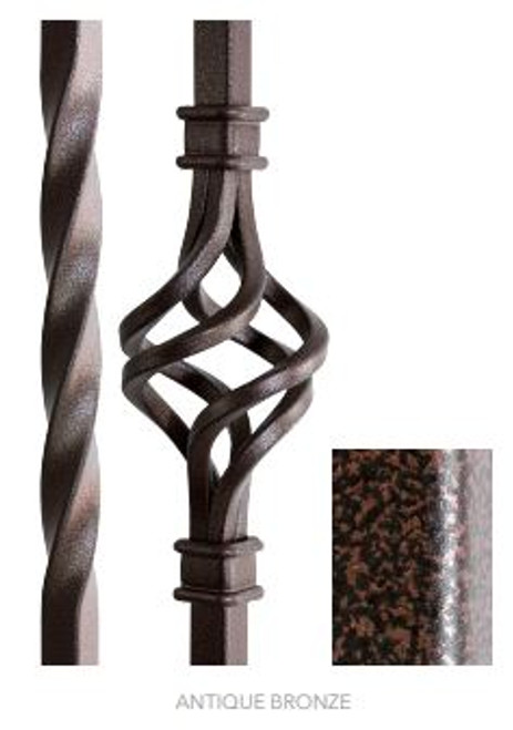 Antique Bronze Powder Coating