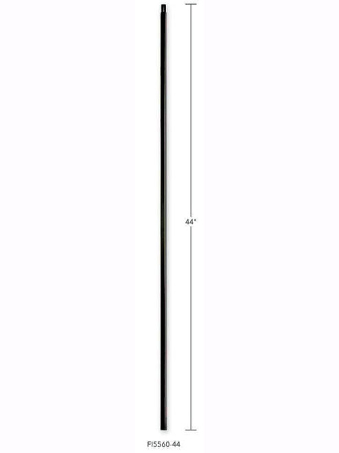 FIH5560-44 Hollow Plain Bar Baluster