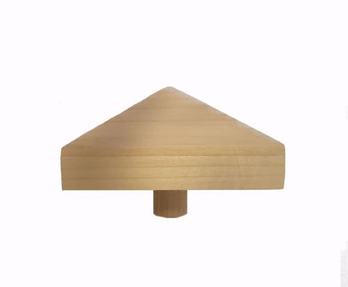 957PT 3.5-Inch Pyramid Newel Post Cap