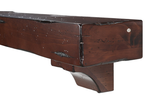 "The Shenandoah Shelf, 48"" Cherry Distressed"