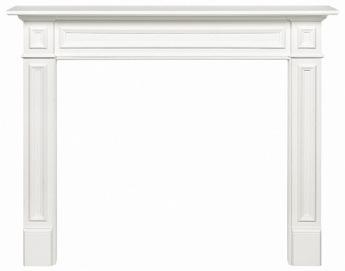 The Mike White Painted Fireplace Mantel Surround, 48""