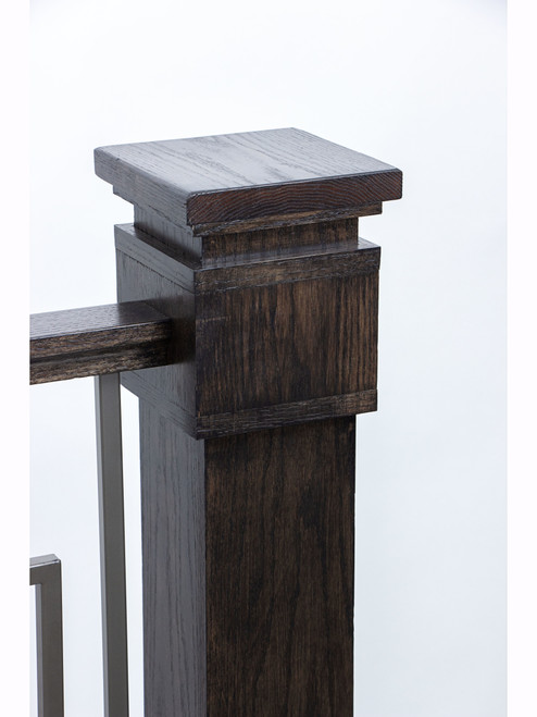 5400 Large Modern Newel Post Gallery View