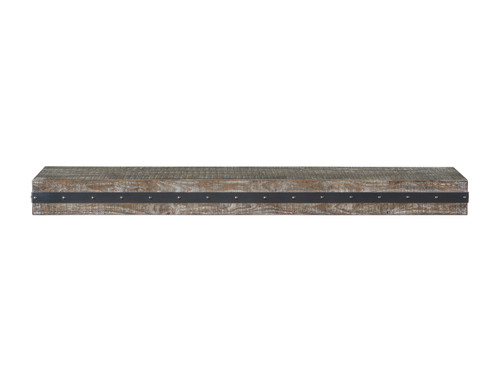 The Bedford Mantel Shelf Gristmill Finish