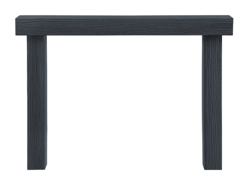 Zachary Non-Combustible Fireplace Mantel Surround Pepper