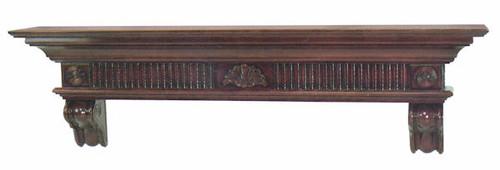 The Devonshire Shelf Mantel