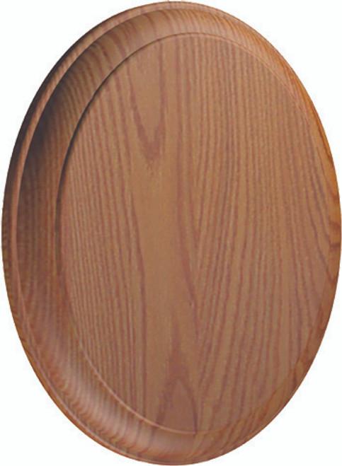 7037L Large Oval Rosette