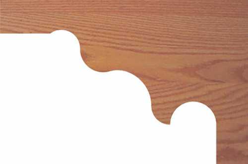 7028 Plain Wall Bracket