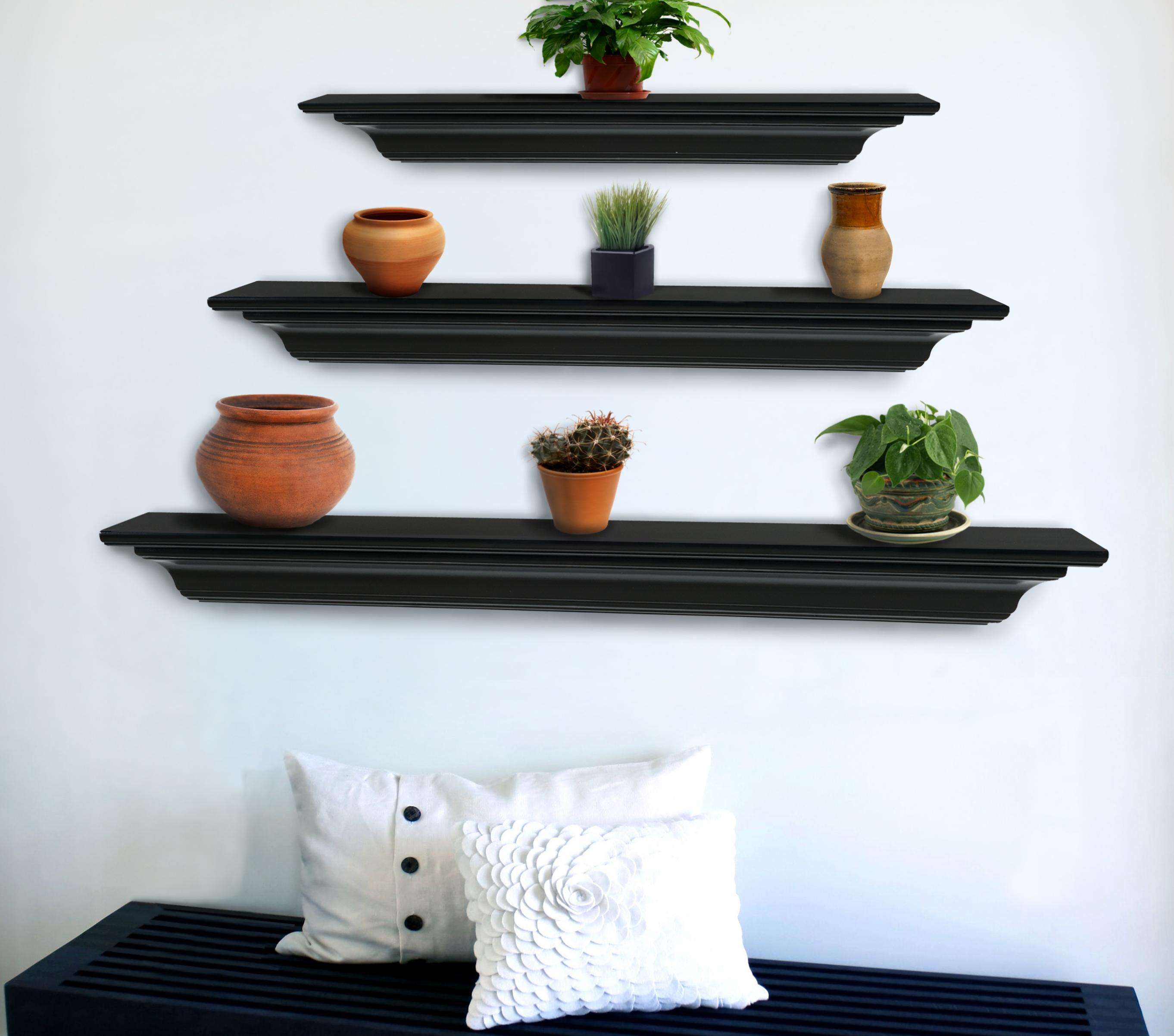 618-lifestyle-crestwood-black-paint-grouping-over-bench.jpg
