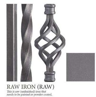 Raw Wrought Iron