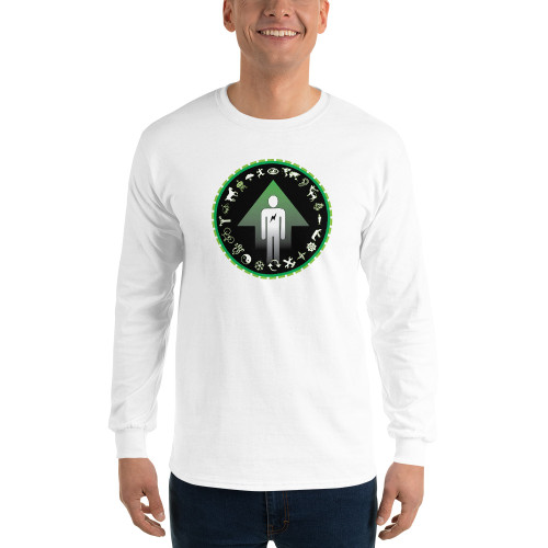 Man Up, Long Sleeve T-Shirt