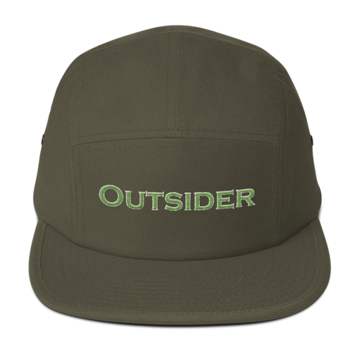 Outsider, Five Panel Cap