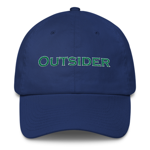 Outsider, Cotton Cap