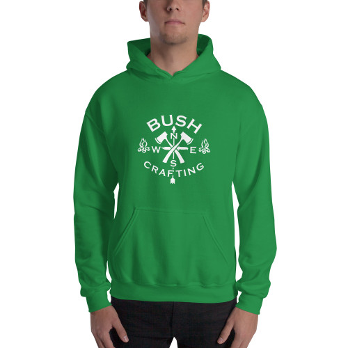 Bushcrafting, Hooded Sweatshirt