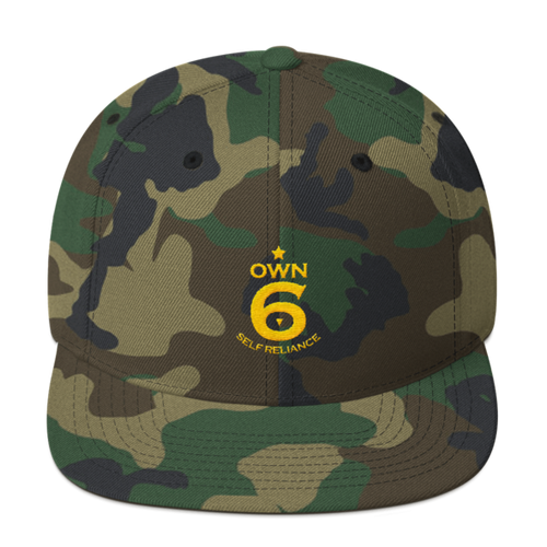 Own 6, Snapback Hat