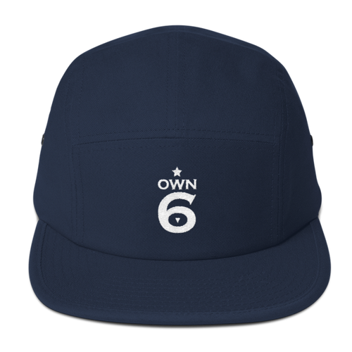 Own 6, Five Panel Cap
