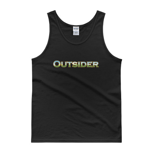 Outsider, Tank top
