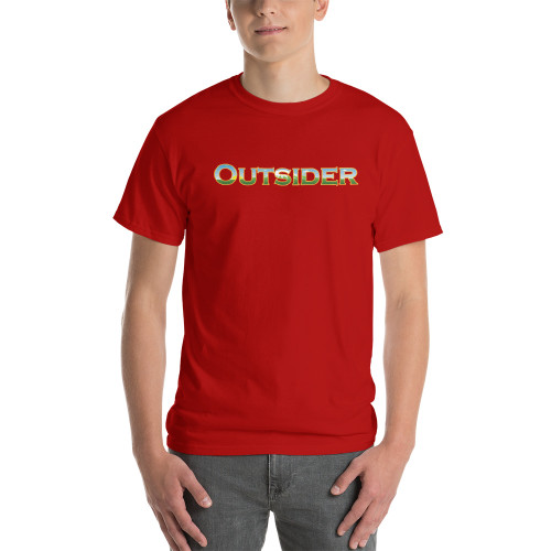 Outsider, Short Sleeve T-shirt