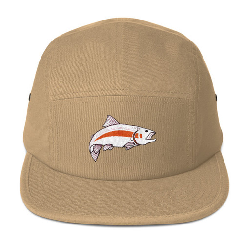 Mannish Fishing, Five Panel Cap