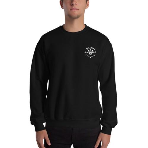 Bushcrafting, Mini Logo Sweatshirt