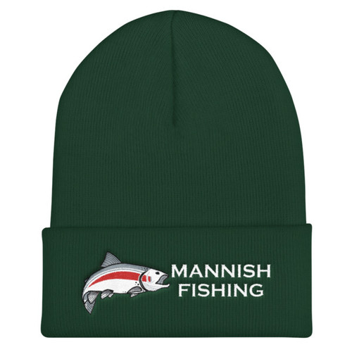 Mannish Fishing, Cuffed Beanie