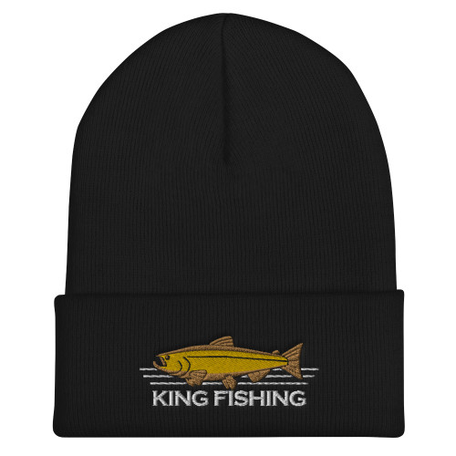 King Fishing, Cuffed Beanie