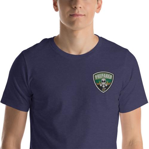 Prepared, Short-Sleeve T-Shirt 2020