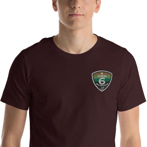 Own 6, Self-reliance, Short-Sleeve T-Shirt 2020