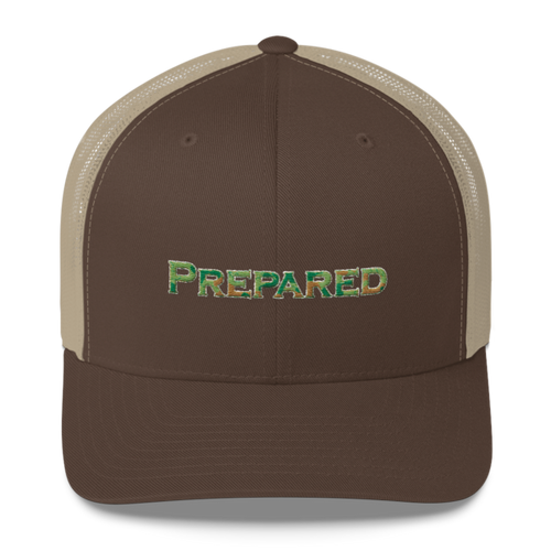 Prepared, Trucker Cap