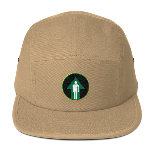 Man Up, Five Panel Cap