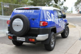 Samsung FJ Cruiser One Way Vision