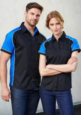Mens Nitro S/S Business Shirt