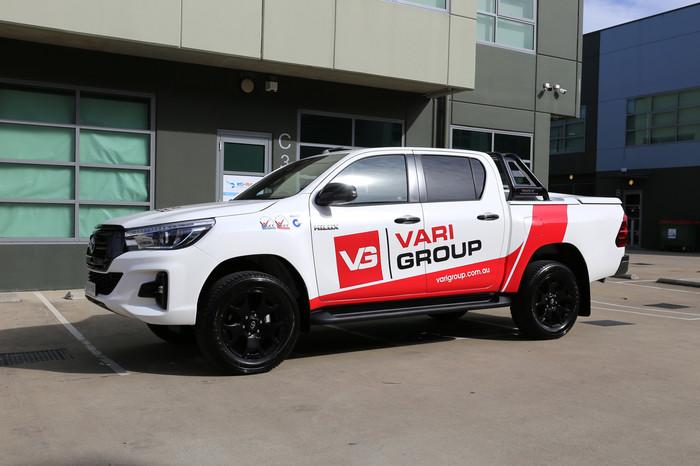 Vari Group Hilux Rogue