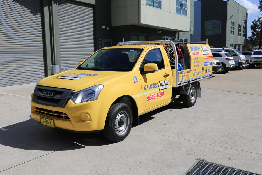 Isuzu Ute Graphics