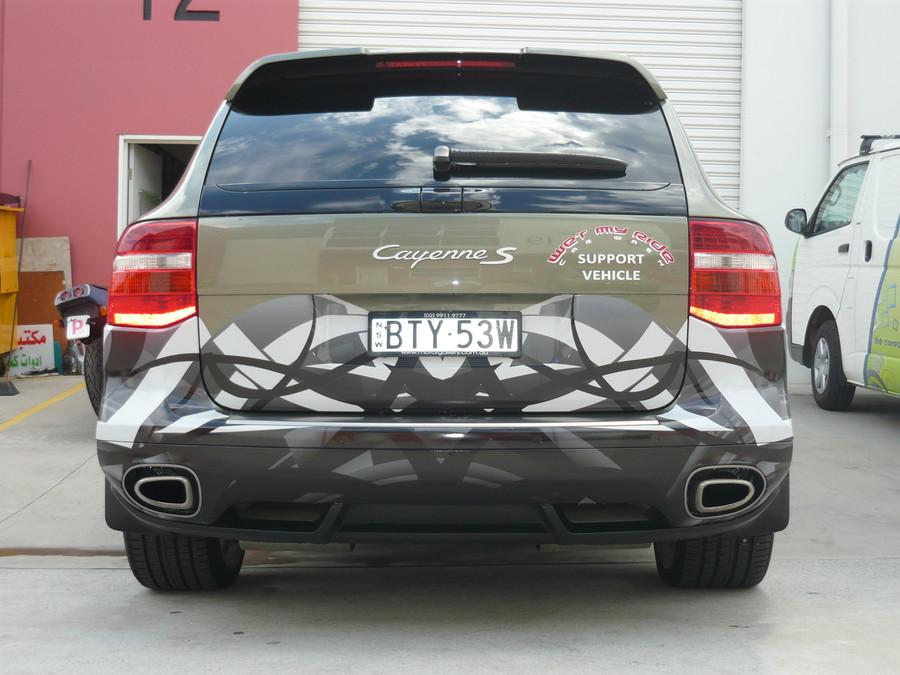 Porsche WMR Wrap