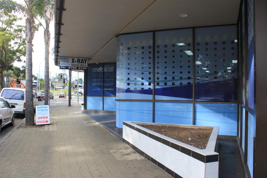 Bankstown Radiology One Way Vision